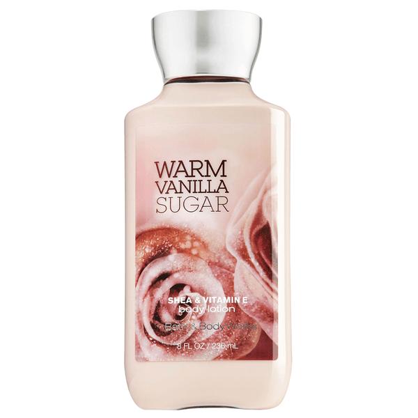 Warm Vanilla Sugar by Bath & Body Works 236ml Body Lotion | Perfume NZ