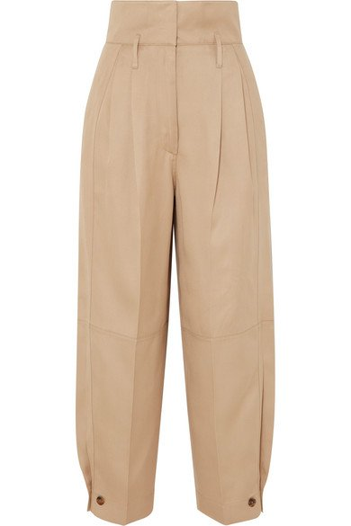Givenchy | Woven tapered pants | NET-A-PORTER.COM
