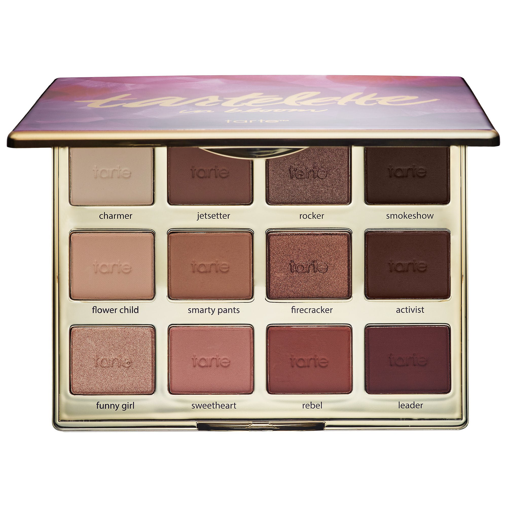 Tartelette™ In Bloom Clay Eyeshadow Palette - tarte | Sephora