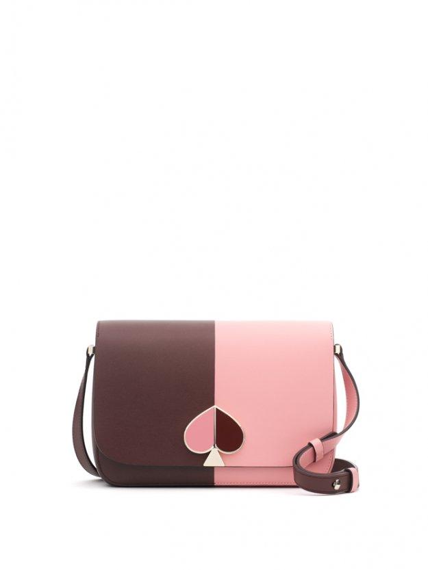 kate spade purse bag pink brown