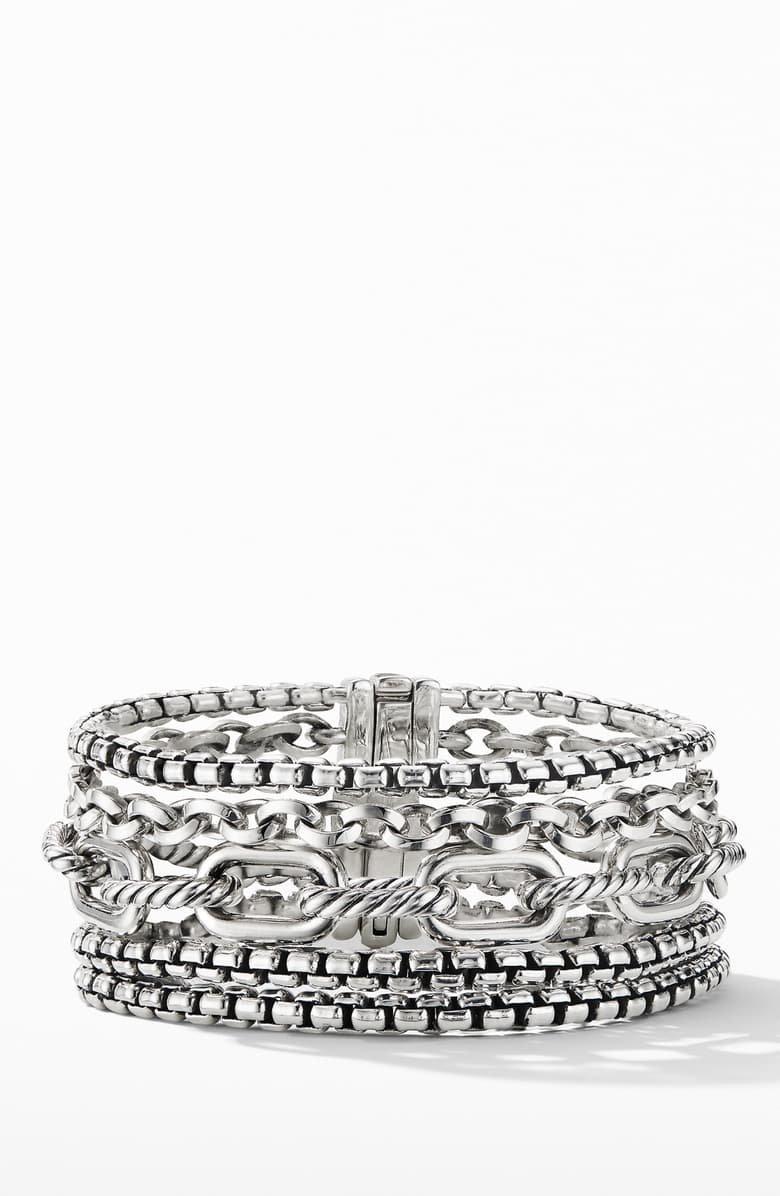 David Yurman Multi-Row Chain Bracelet | Nordstrom