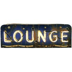 blue lounge sign filler aesthetic png