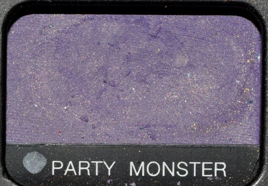 nars eyeshadow singles party monster