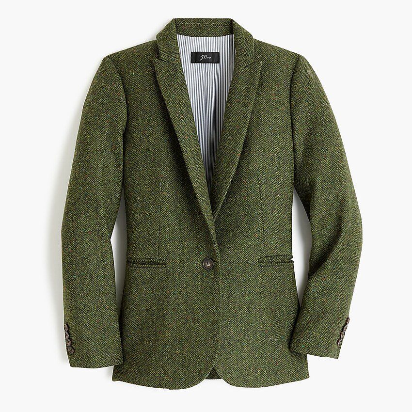 J.Crew: Parke Blazer In English Wool