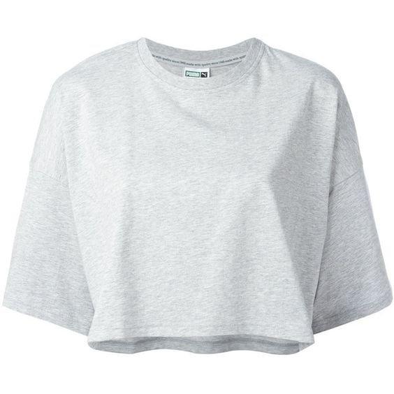 Puma Cropped Shirt