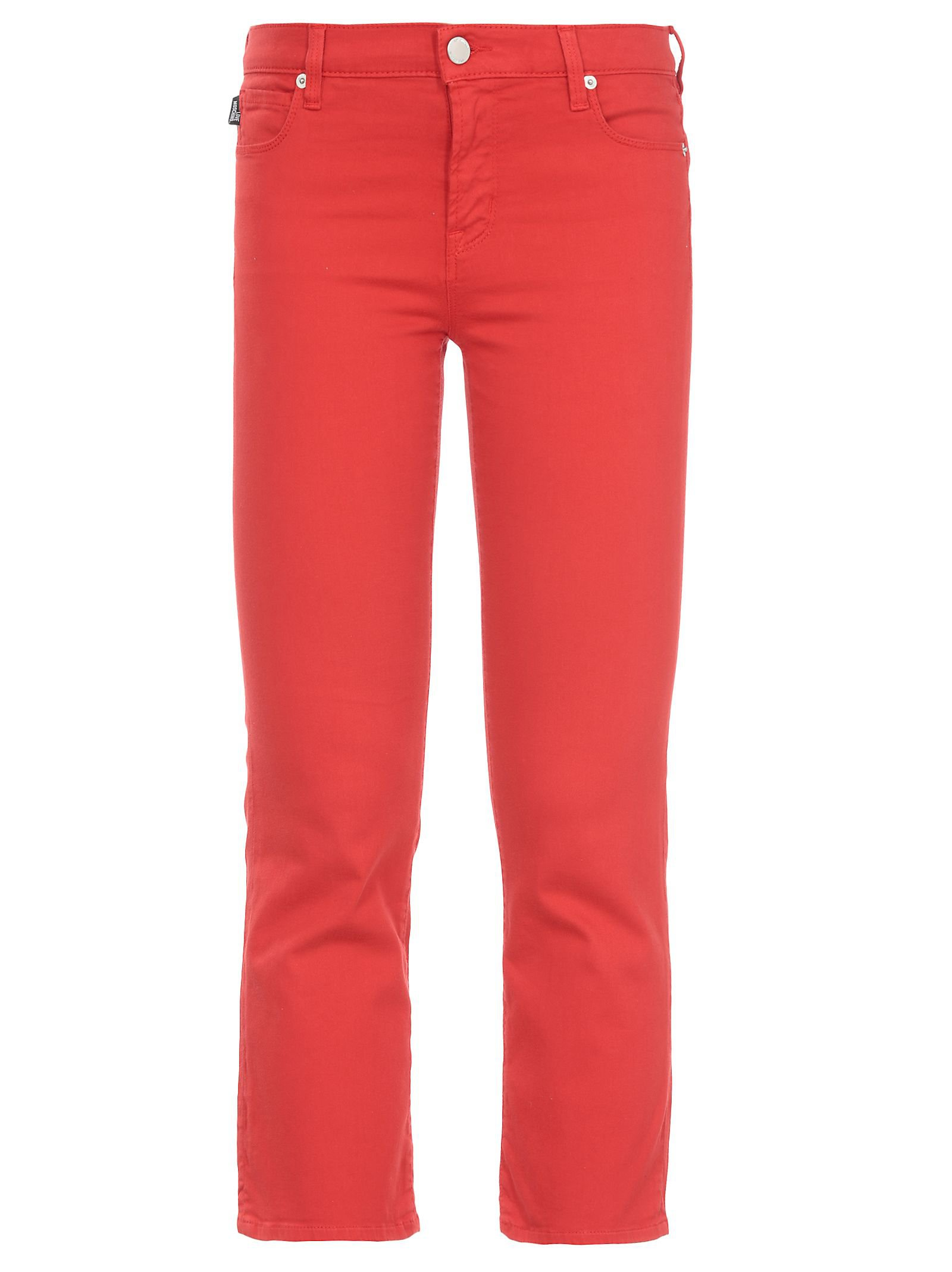 Love Moschino Cropped Jeans