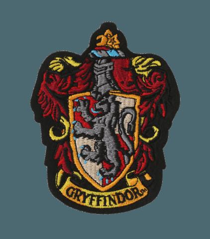 Gryffindor Embroidered Crest Patch