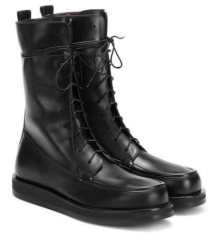 Patty leather ankle boots