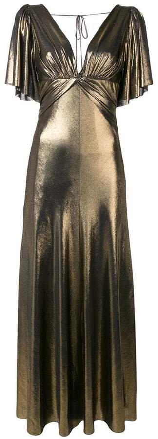 Lilah maxi dress