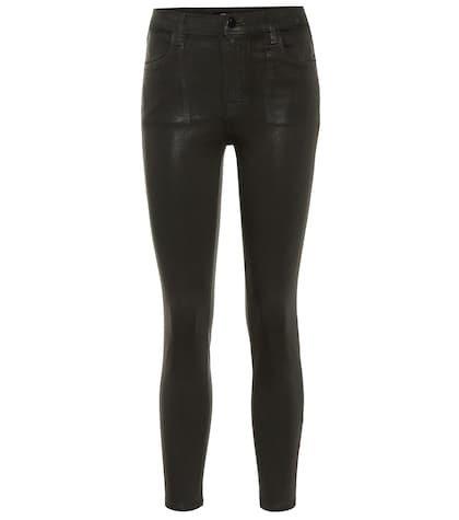 Alana high-rise skinny jeans