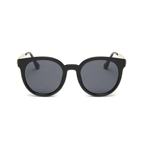 Fashiontage - Blue Black Sunglass