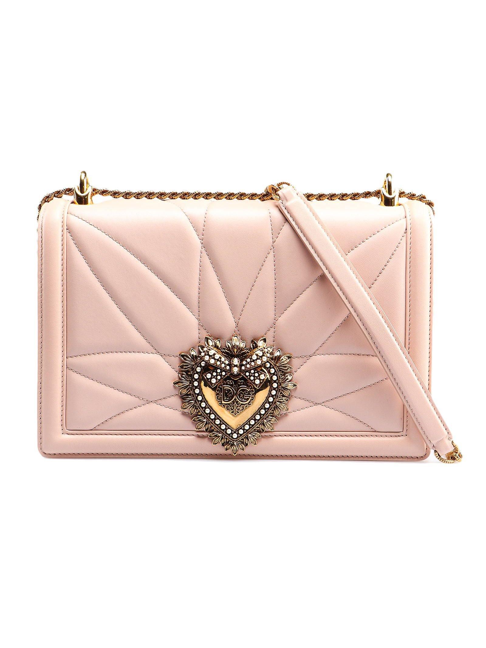 Dolce & Gabbana Lg Devotion Bag