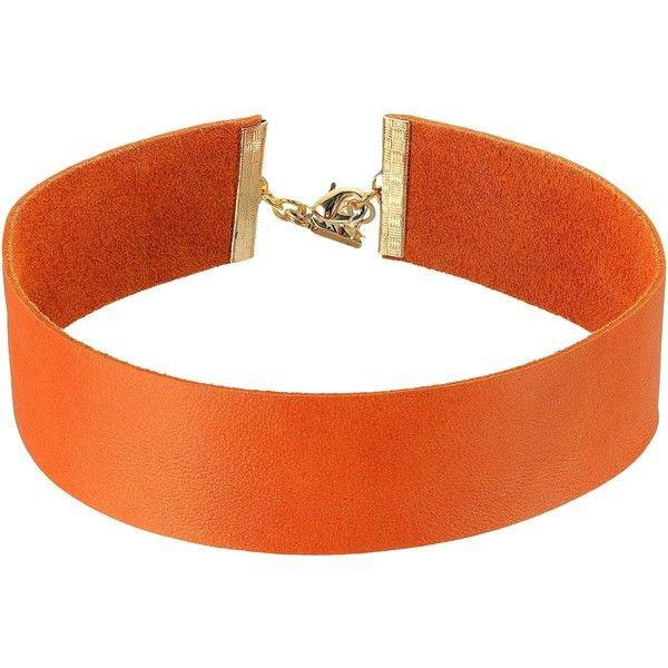 Orange Choker