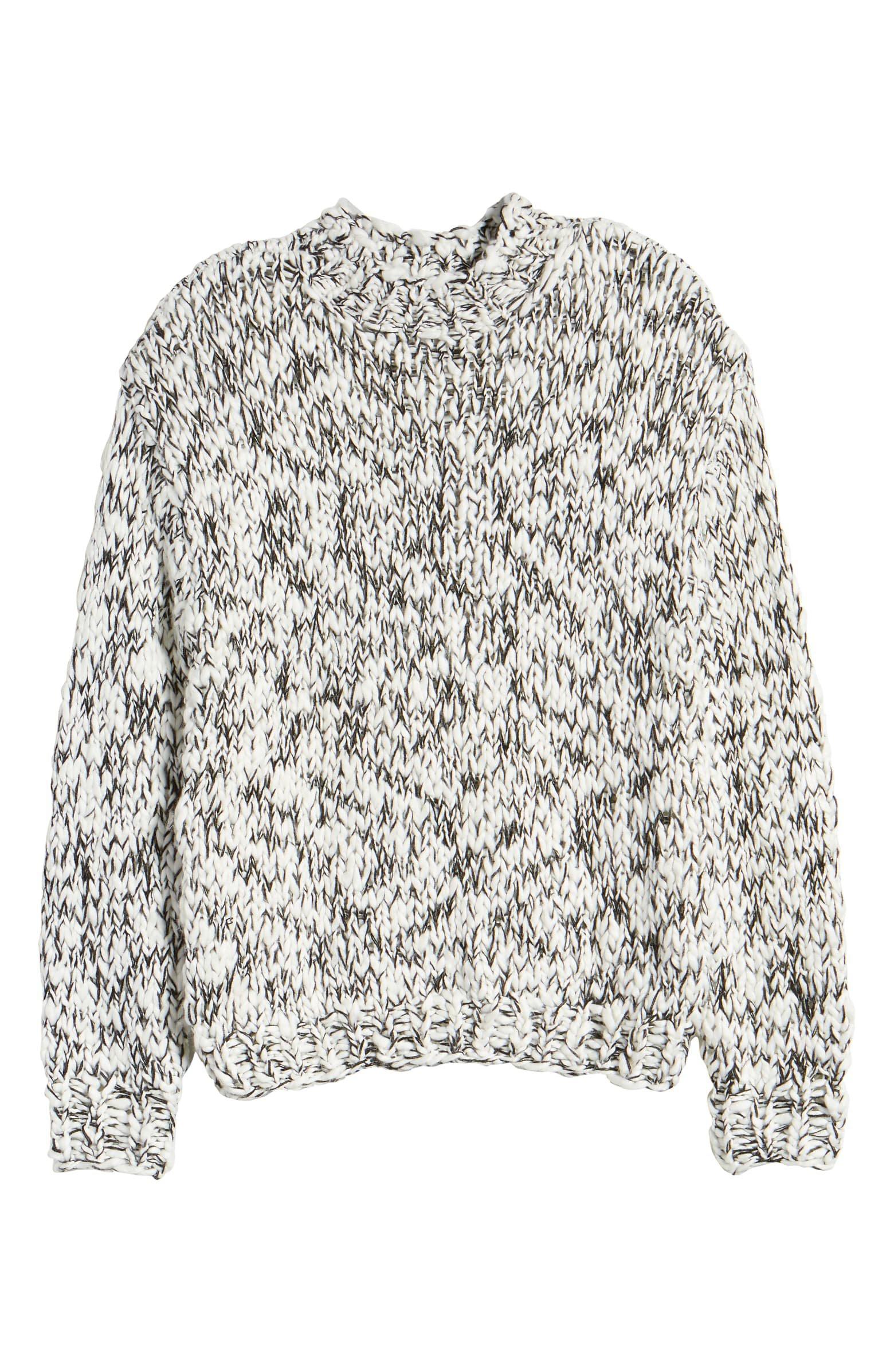 MINKPINK Chunky Mock Neck Sweater | Nordstrom