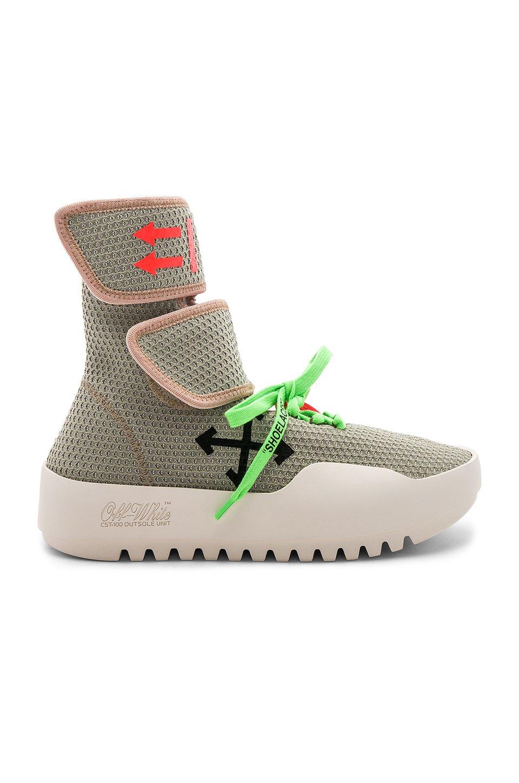 Moto Wrap Sneaker