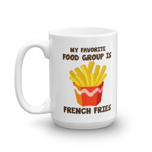 french fries mugs - Google Search
