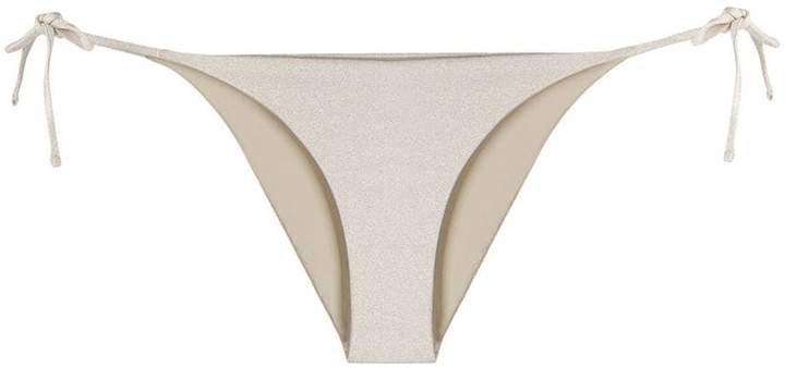 Virgo string bikini bottoms