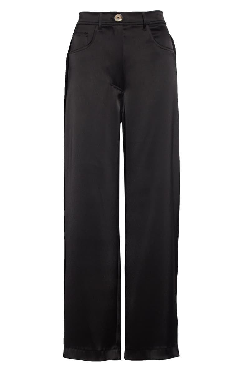 Nanushka Marfa Crop Pants | Nordstrom