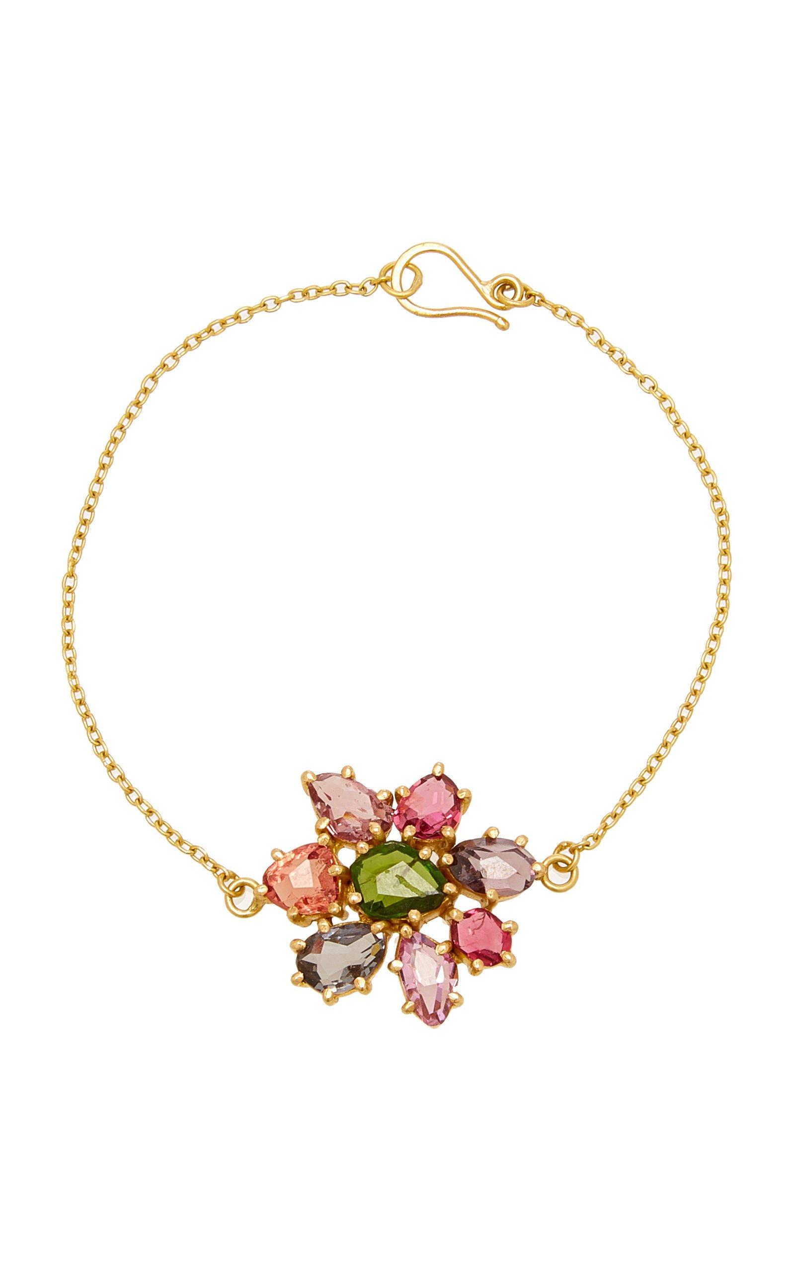 Marlar Spinel Bracelet by Pippa Small | Moda Operandi