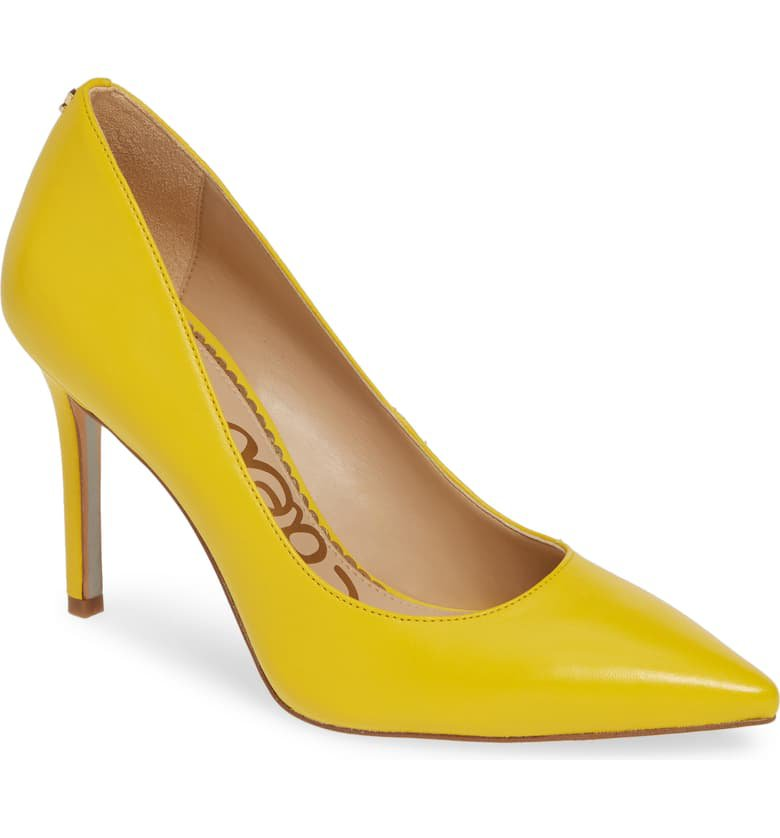 Sam Edelman Hazel Pointy Toe Pump (Women) | Nordstrom