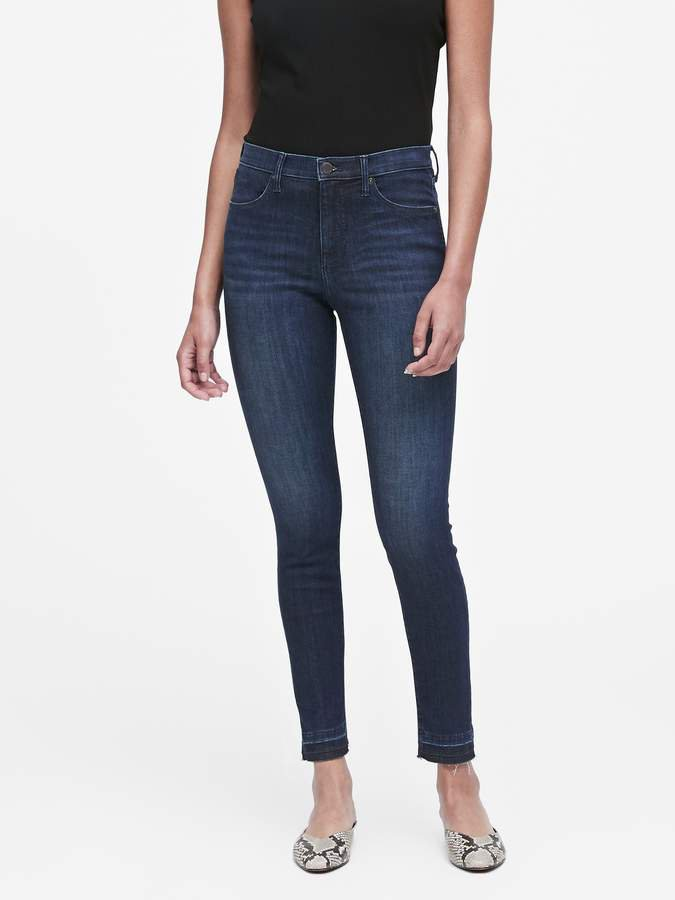 High-Rise Legging Jean