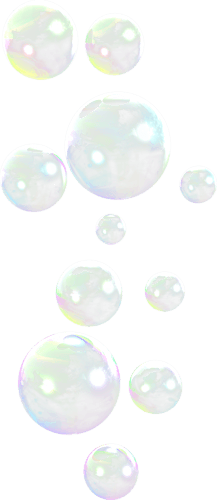 bubbles filler