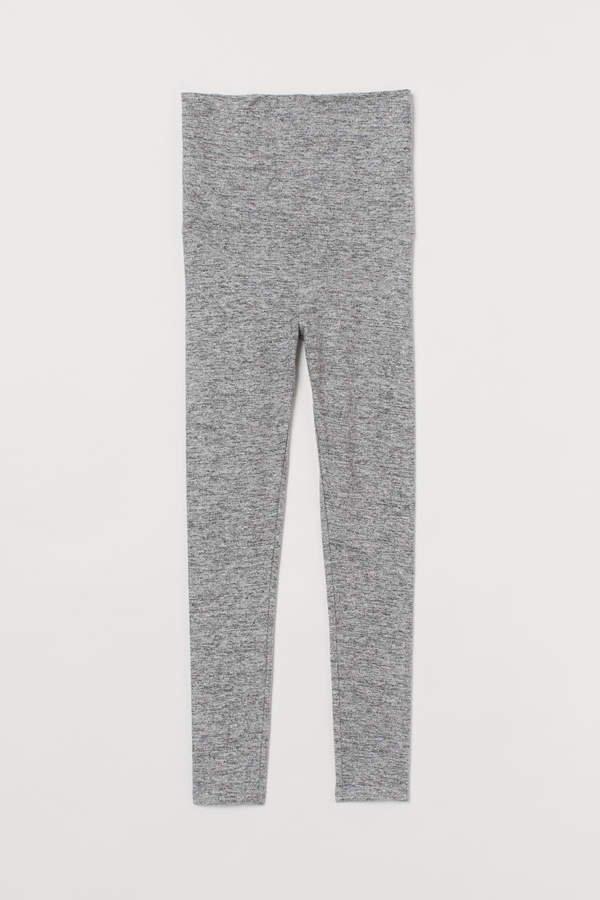 MAMA Soft Leggings - Gray