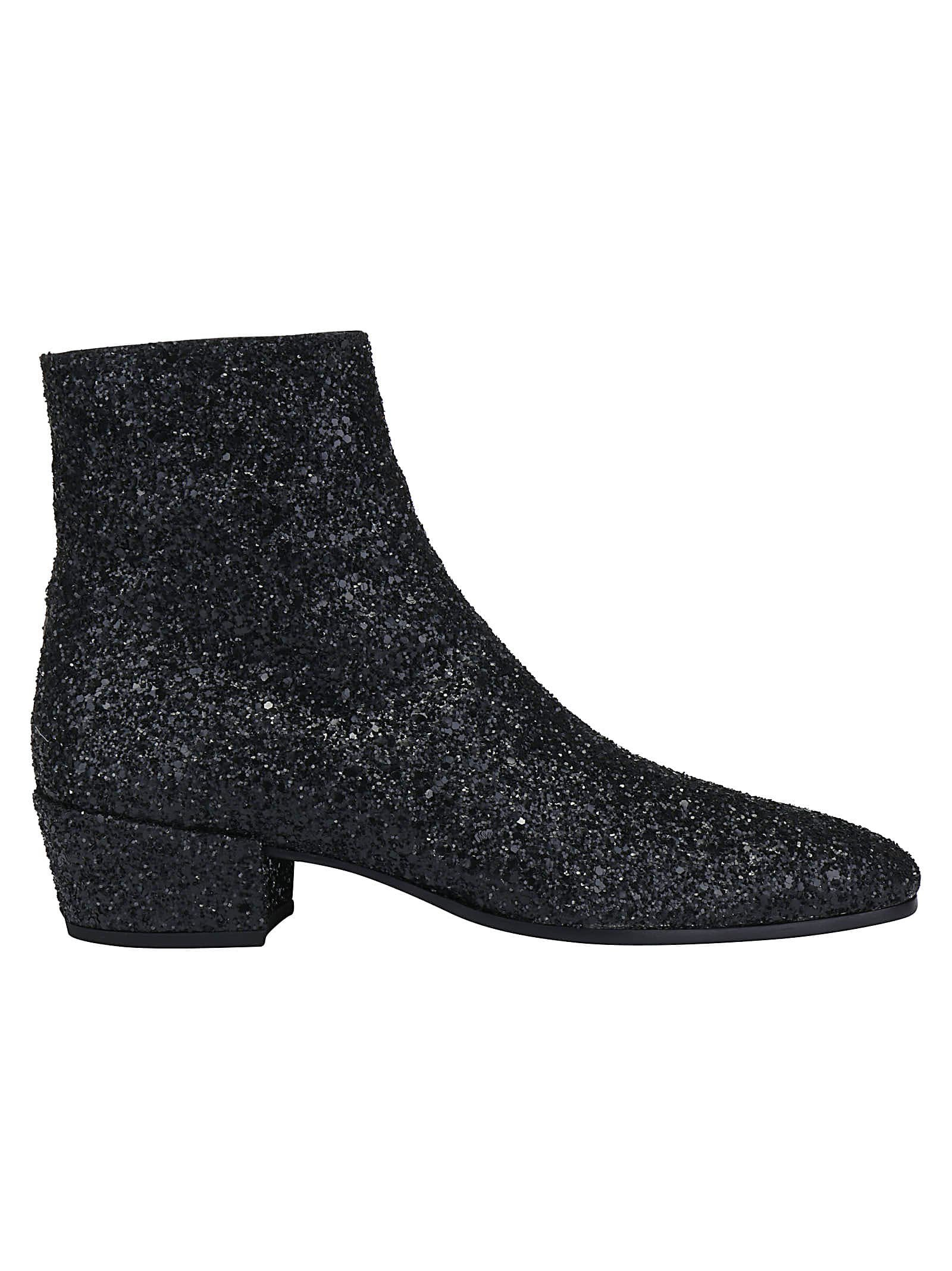 Saint Laurent Caleb Boots