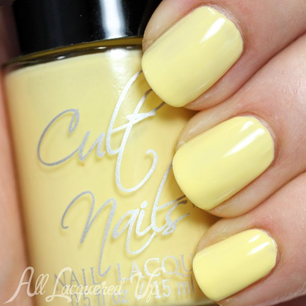 The 14 Best Yellow Nail Polishes You Can Get Right Now : All Lacquered Up
