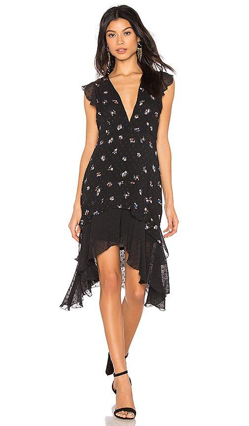 Cleobella Sophie Dress in Black | REVOLVE
