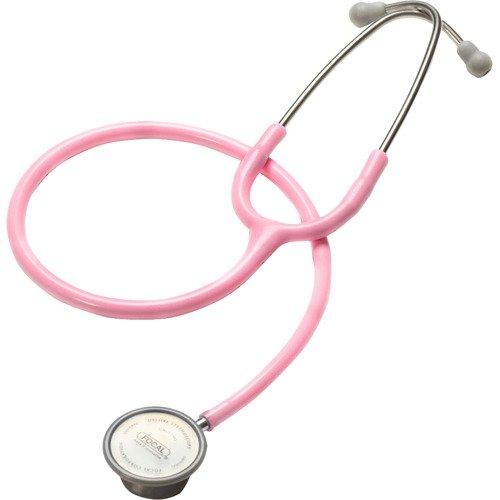 pink stethoscope