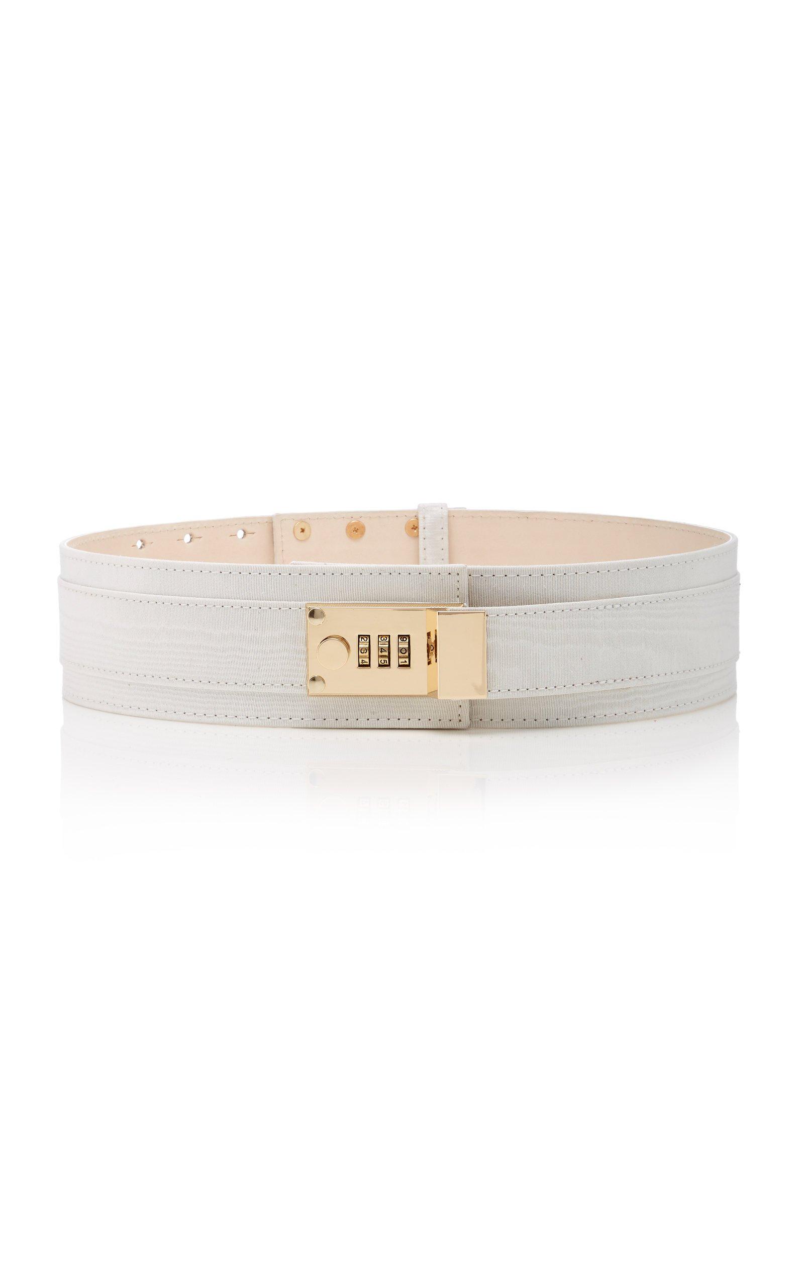 Satin Waist Belt by Brandon Maxwell   Moda Operandi