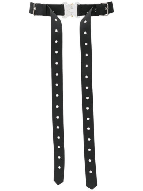 1017 ALYX 9SM Buckled Layered Belt - Farfetch