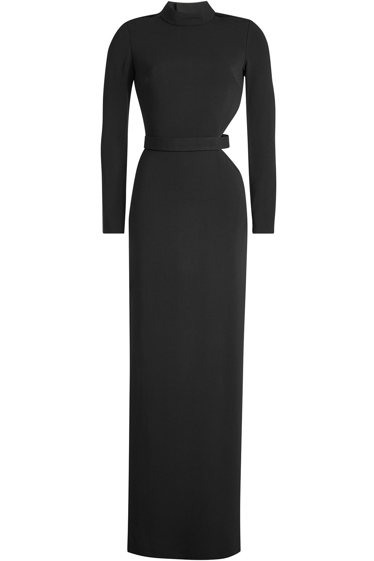 Long Sleeved Gown with Cut-Out Detail Gr. US 4