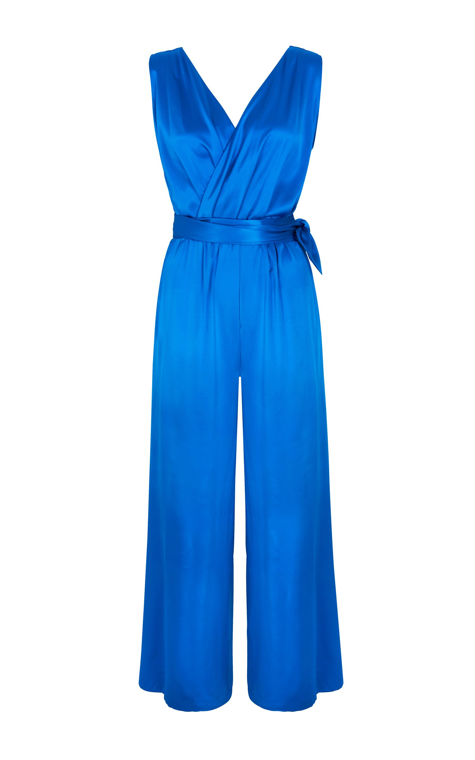 PAPER LONDON Takana tied waist Jumpsuit