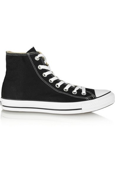 Converse | Chuck Taylor canvas high-top sneakers | NET-A-PORTER.COM