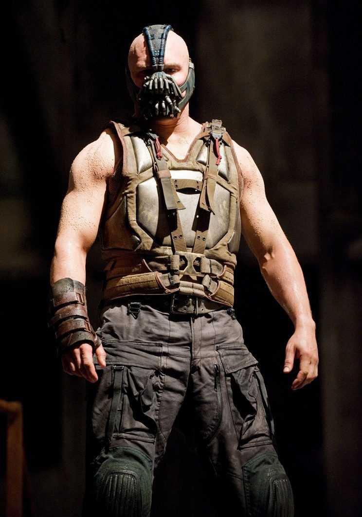 Tom Hardy (Bane)