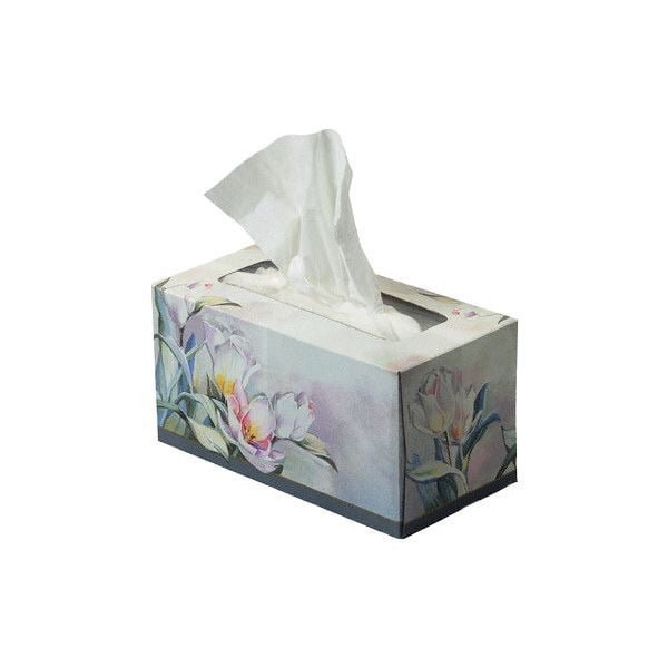 tissues in floral tissue box