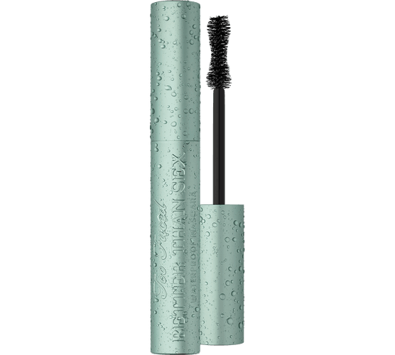 too faced waterproof mascara