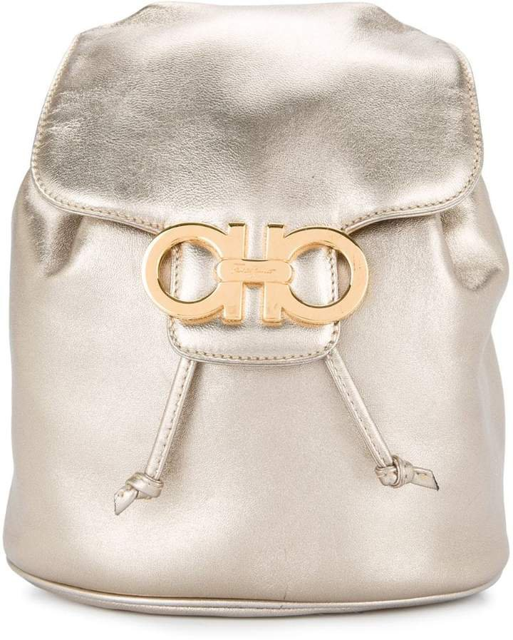 PRE-OWNED Gancini backpack