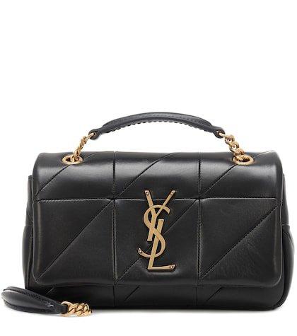 Jamie Small leather shoulder bag