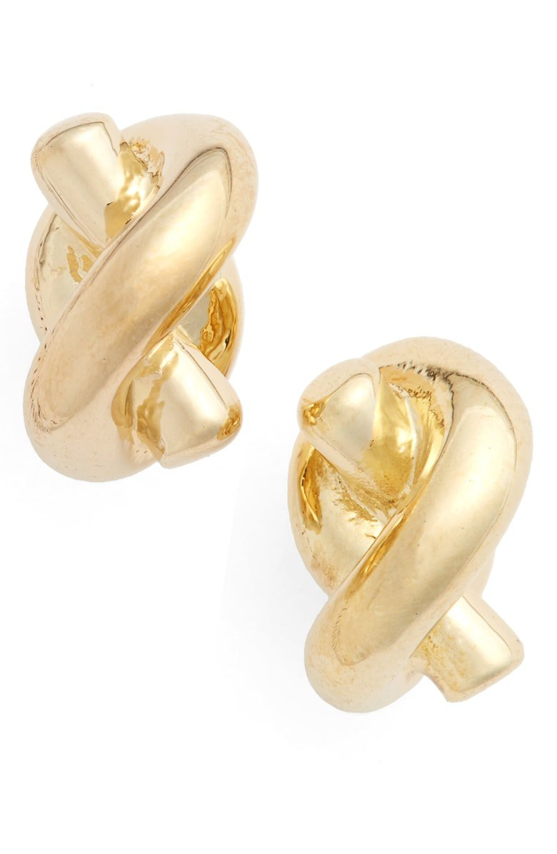 kate spade new york 'sailors knot' mini stud earrings   Nordstrom