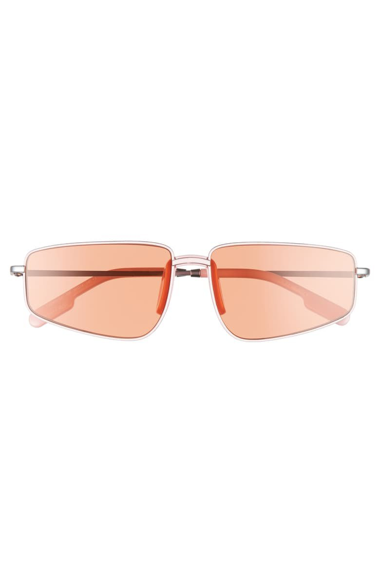 KENZO 59mm Rectangle Sunglasses
