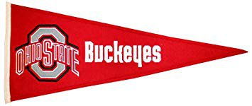 ohio state pennants - Google Search