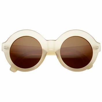 Retro 1950's Polka Dot Cat Eye Fashion from zeroUV