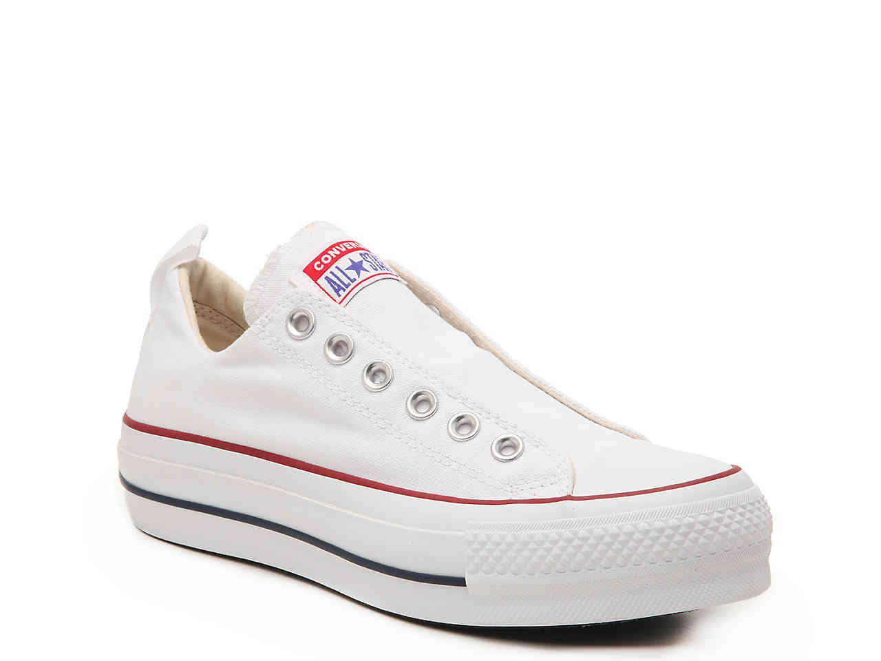 Converse Chuck Taylor All Star Platform Slip-On Sneaker - Women's Women's Shoes | DSW