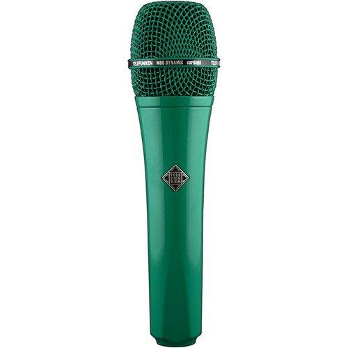 Microphone green