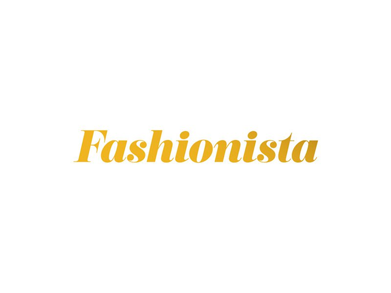 fashionista in yellow font - Google Search