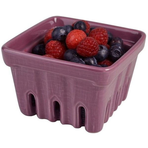 berry basket, purple, set of 4 - Google Search