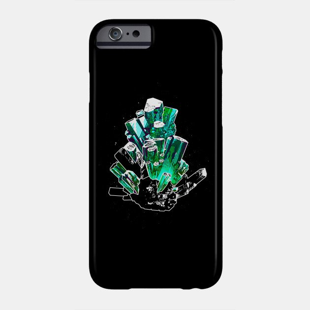 Emerald Phone Case